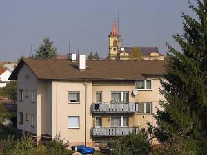 Bytový dům v Semonicích