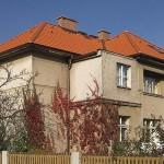 Rodinný dům-rekonstrukce střechy jaroměr