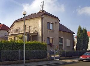 rodinný dům rekonstrukce střechy Jaroměř