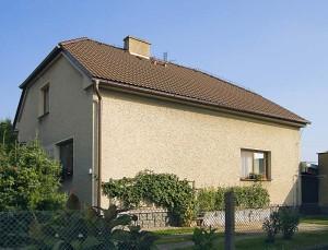 Rodinný dům v Josefově | Rekonstrukce střechy