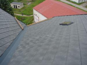 střecha H.K 014