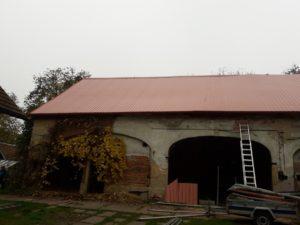 střecha 036