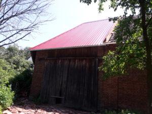 střecha Řikov 001