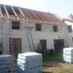 střecha Starý Ples 010