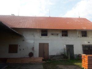 střecha Starý Ples 011